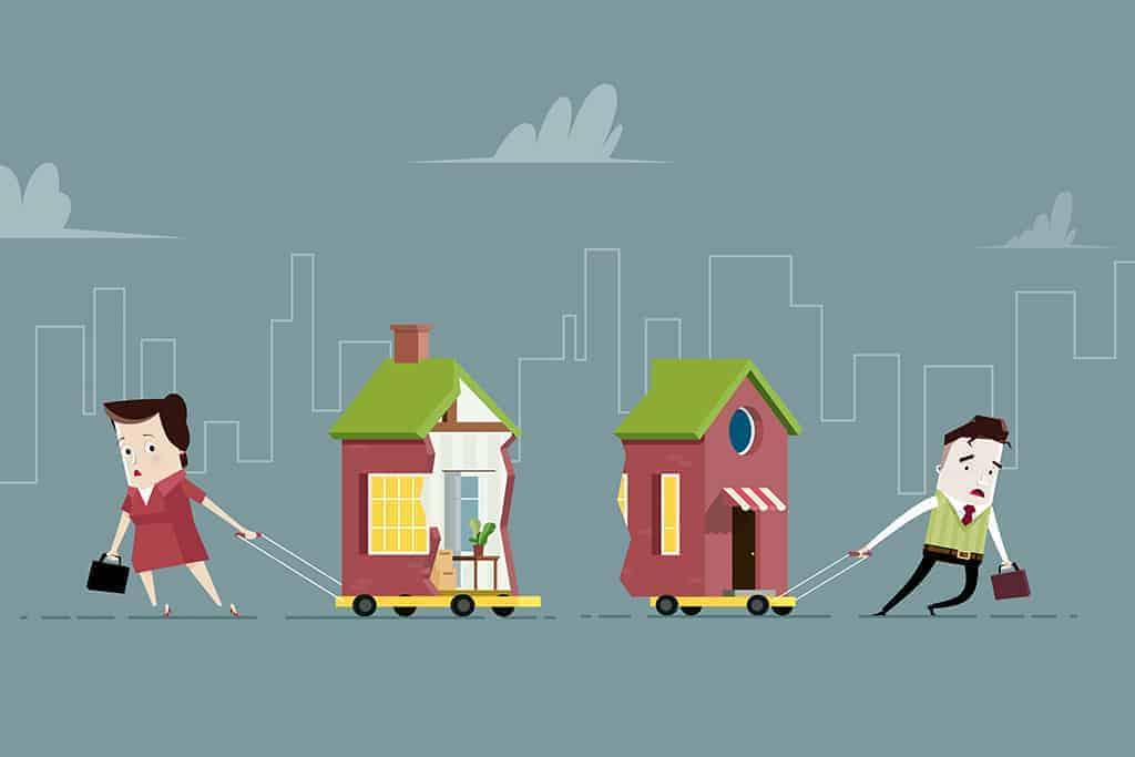 Pago de la hipoteca despues del divorcio |AVF Abogados