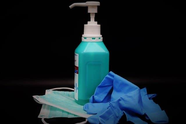 medios de evitar contagio